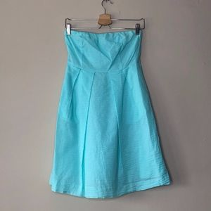 J. Crew Strapless Dress | Size 6P